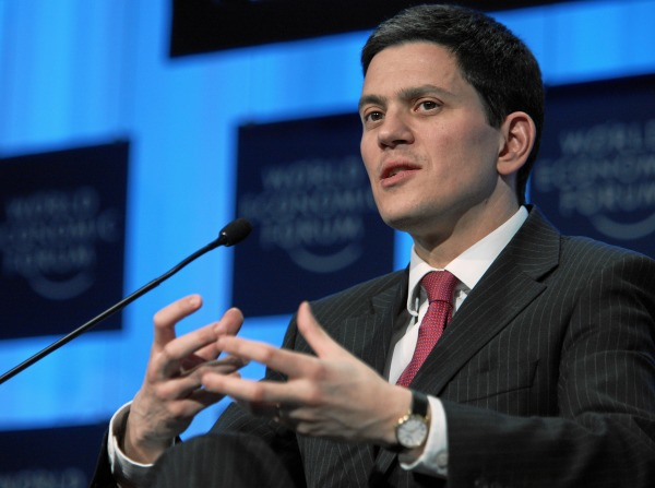 Rebuilding Peace and Stability in Afghanistan: David Miliband