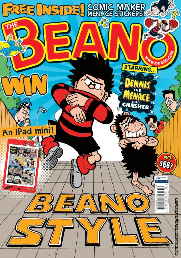 75 years of The Beano :  A timeline (1938-2013) (4/4)