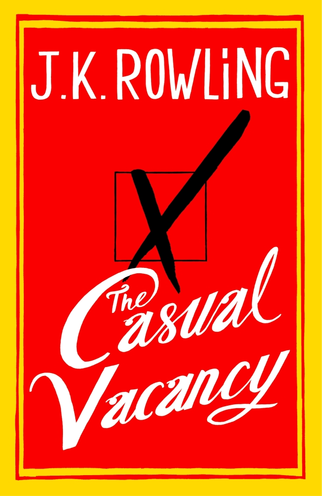 Book review: The Casual Vacancy by J.K Rowling (1/2)