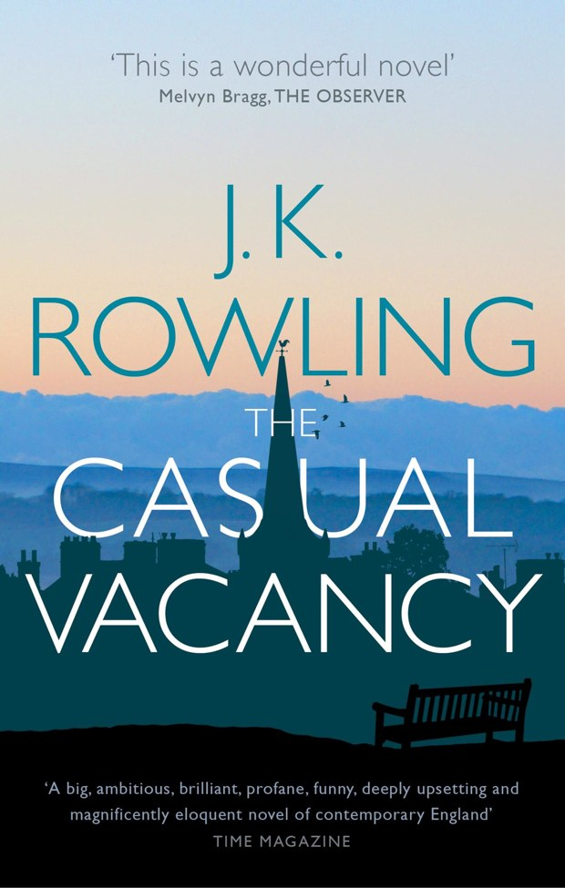 Book review: The Casual Vacancy by J.K Rowling (2/2)