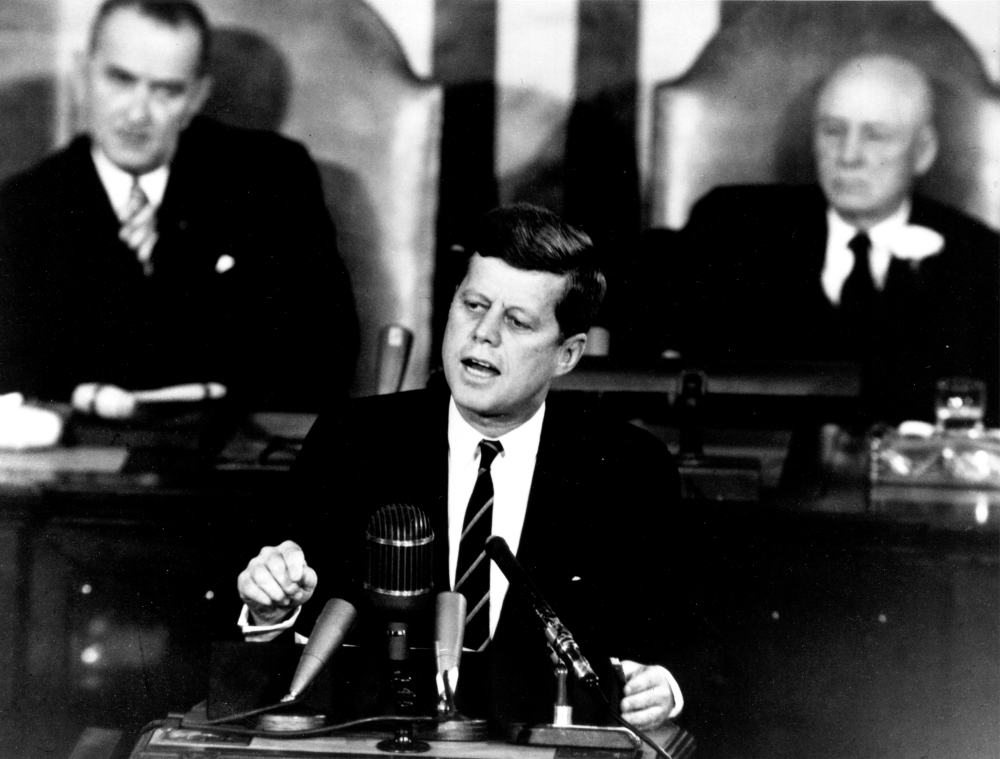 How President Kennedy's assassination changed the world forever (1/6)