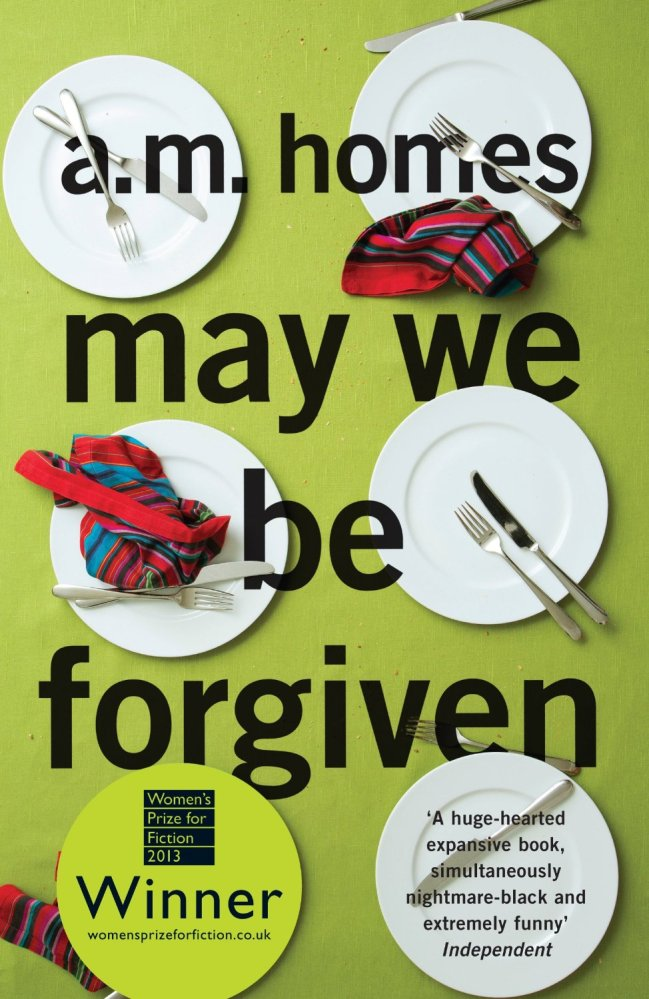 Book review: May We Be Forgiven by AM Homes