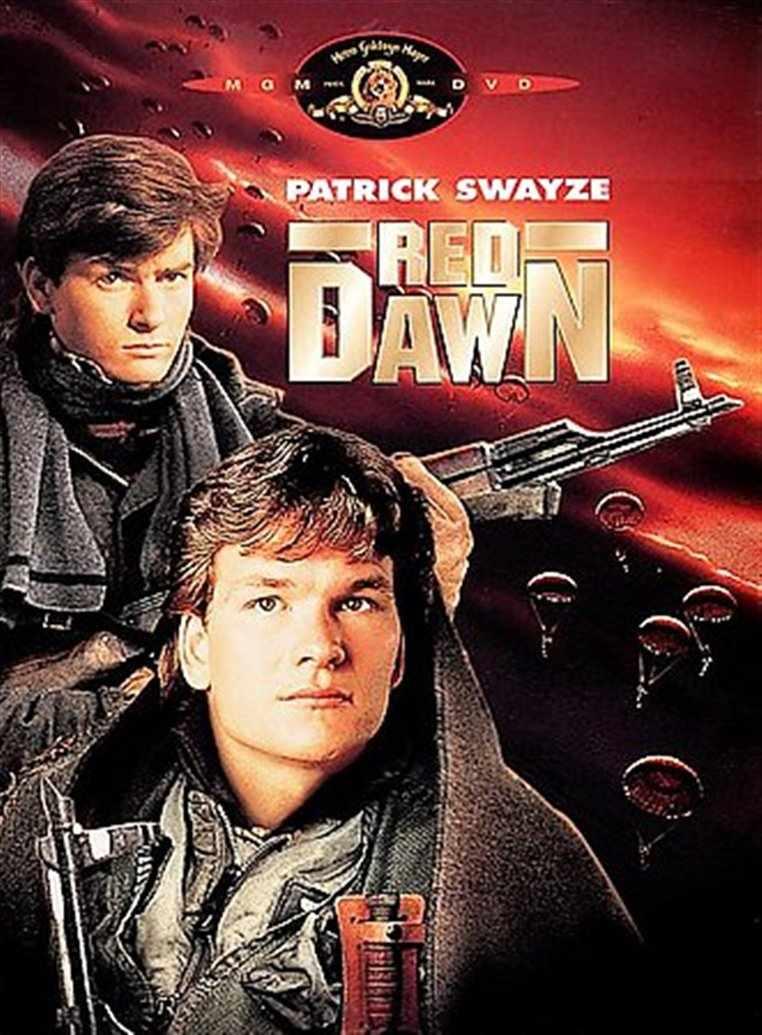 red dawn 1984 movie summary