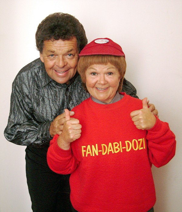 features The Krankies 2008