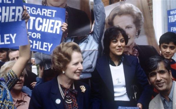 thatcher 1983