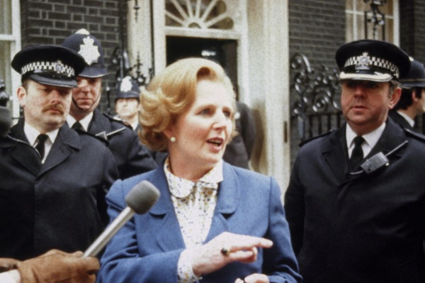 Politics - First Female Prime Minister - Downing Street - 1979