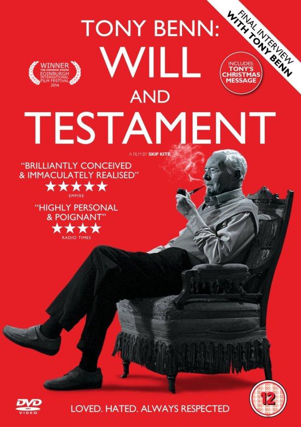 Benn DVD cover