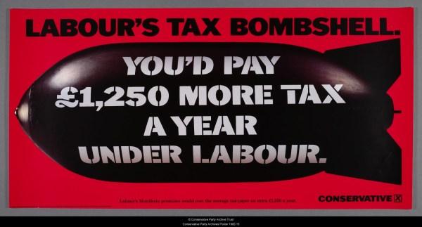 tax bombshell 1992