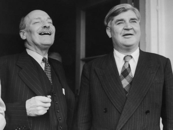 Attlee And Bevan