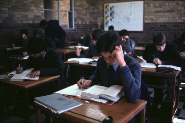 Exam-early-1980s
