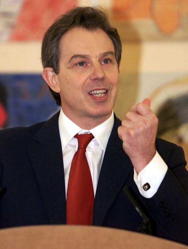 POLITICS Blair 8