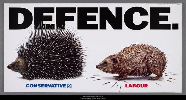 defence 1992