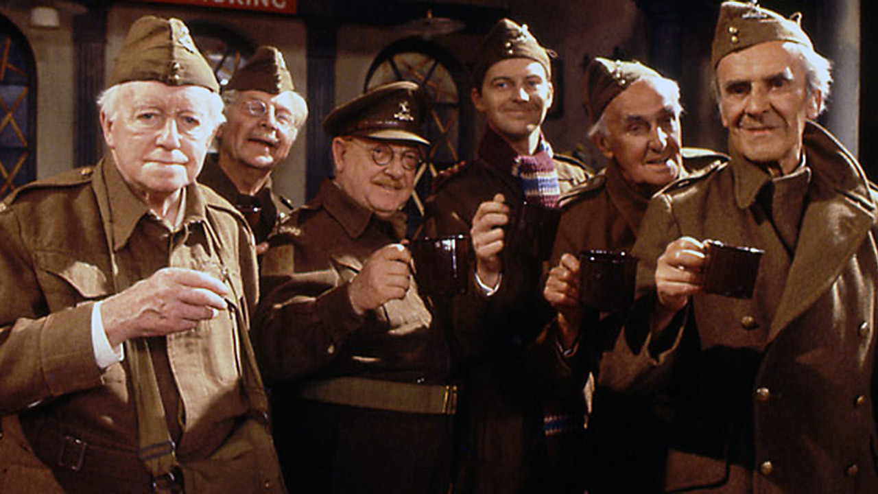 Book review: Dad's Army The Story of a Classic Television ...