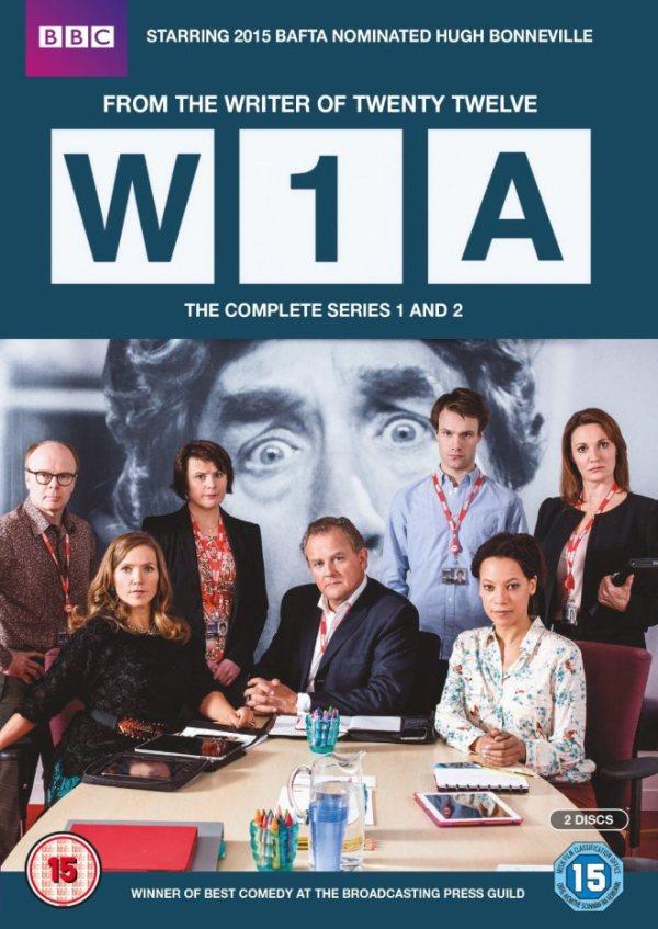 W1A DVD