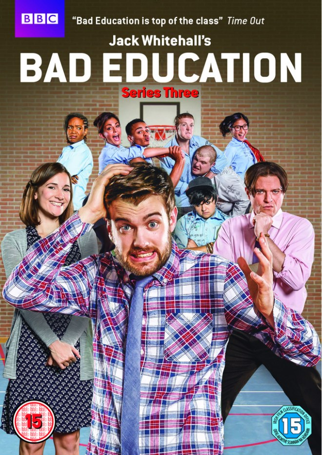Bad Education S3 DVD