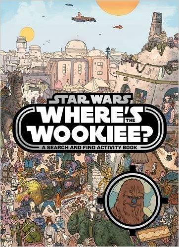 wookiee book