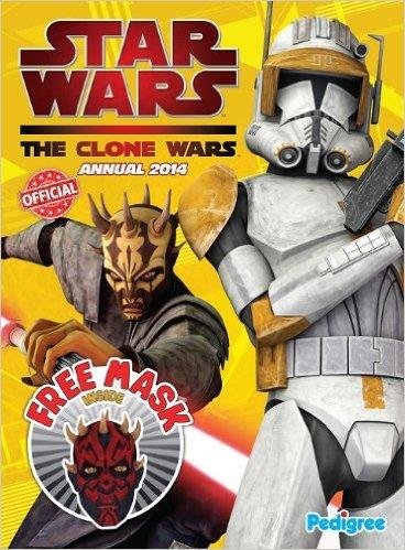 clone wars annual