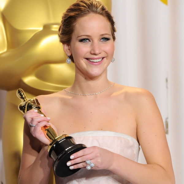 85th Annual Academy Awards Oscars, Press Room, Los Angeles, America - 24 Feb 2013