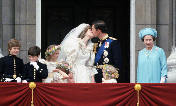 The royal wedding of Charles Diana in 1981 helped the country feel better about itself.