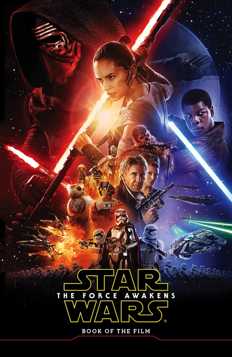 Star Wars Force Awakens Novel