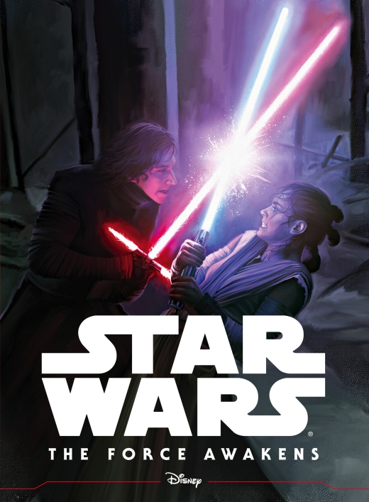 SW pic book