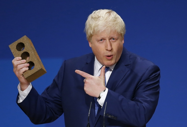 london-mayor-boris-johnson-holds-brick-he-speaks-conservative-party-conference-birmingham