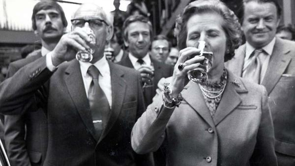 thatcher drinks