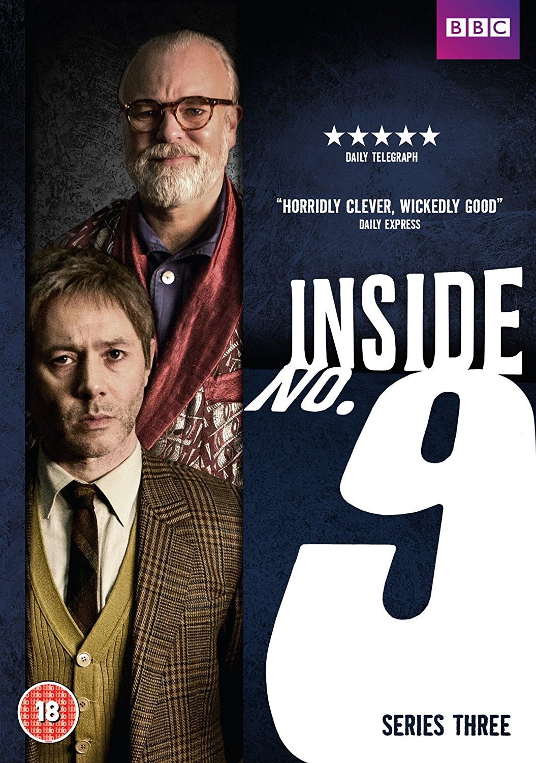 inside no 9 s3 dvd