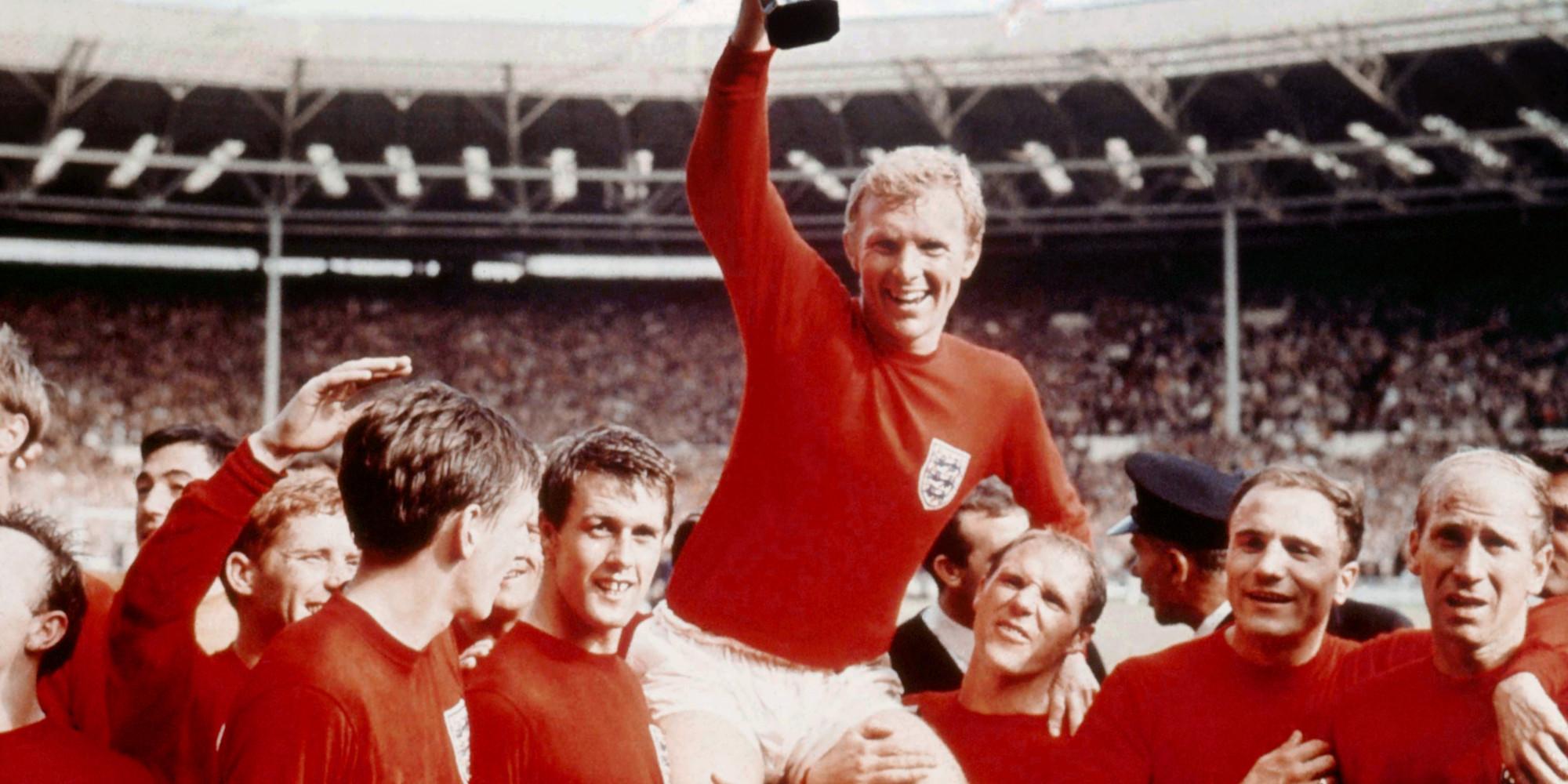 Soccer - FIFA World Cup England 66 - Final - England v West Germany - Wembley Stadium