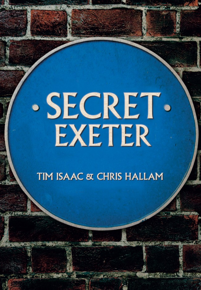 Secret Exeter cover