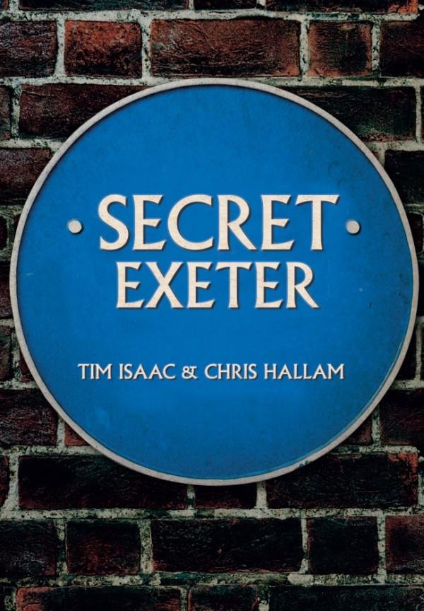 Secret Exeter cover