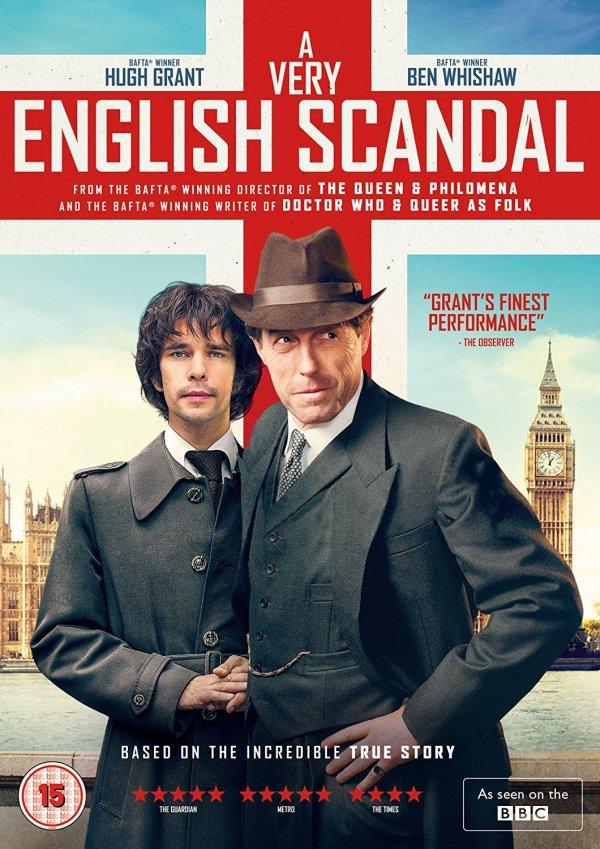 English Scandal dvd